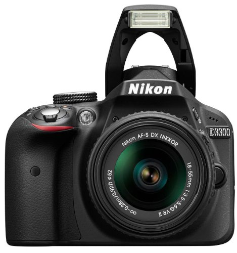 Nikon D3300 SLR-Digitalkamera Kit_5