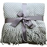 Nwn Leisure Blanket Nordic Ins Sofa Decke Trend Knitting Air Conditioning Blanket Einzel Nap Schlafzimmer Bett Schwanz Handtuch (größe : 130x170cm)