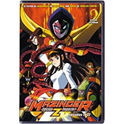 Mazinger Z (Shin Mazinger Z) - Volumen 5 [DVD]