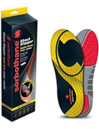Ability Superstore Double Semelle en Sorbothane, UK 11-12