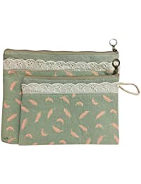 Bag Of Small Things Multipurpose Travel Pouch (Set Of 2)