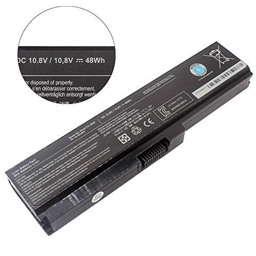 Batterie de remplacement PA3817U-1BRS PA3818U-1BRS Li-Ion 10.8v 4400mAh pour ordinateur portable TOSHIBA Satellite A660 A665 C600 C645 C650 C655 C660 L600 L770 et Plus Modèles