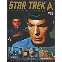 Star Trek - The Original Series - The Collector's Edition - Magazine Part 5 with DVD