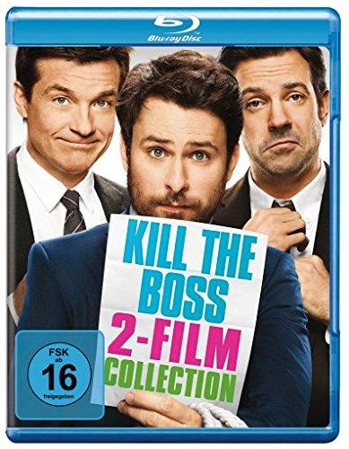 Kill the Boss & Kill the Boss 2 [Blu-ray] (Kill La Kill Blu-ray)