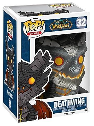 Warcraft World of Warcraft - Deathwing Oversize Vinyl Figure 32 Figurine de collection Standard