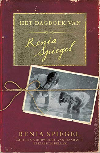 Het dagboek van Renia Spiegel (Dutch Edition)