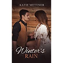 Winter's Rain: A BBW Multicultural Romantic Suspense (Northern Lights Book 3)