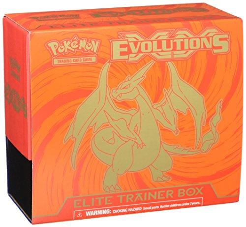 Yu-Gi-Oh! XY Evolutions Mega Charizard Y Elite Trainer Box by Elite Box