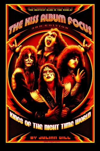 The KISS Album Focus: KINGS OF THE NIGHT TIME WORLD, 1972 - 1982 (1. Kiss Album)