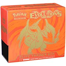 XY Evolutions Mega Charizard Y Elite Trainer Box by Yu-Gi-Oh!