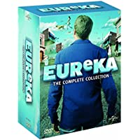 A Town Called Eureka - Season 1-5