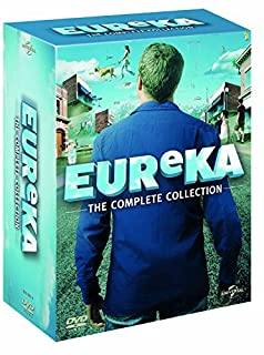 A Town Called Eureka - Season 1-5 [DVD] (B00CI39UQ2) | Amazon price tracker / tracking, Amazon price history charts, Amazon price watches, Amazon price drop alerts
