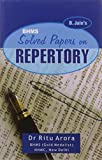 #8: B.H.M.S. Solved Paper on Repertory: 1