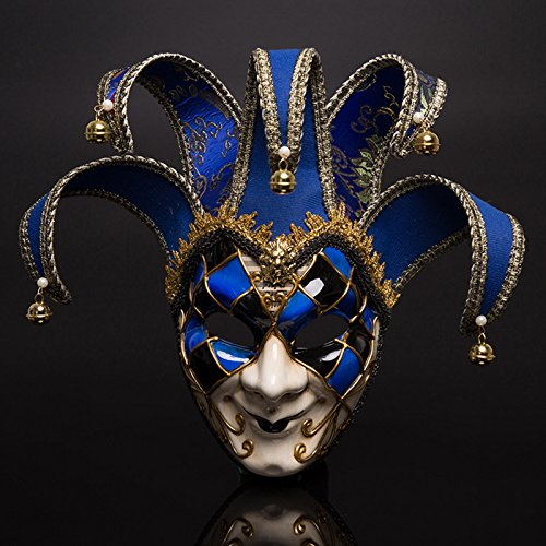 Maschera di modellazione della fiamma di Venezia crepa Maschera da ... 85124826ab77