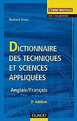 Dictionnaire des techniques et sciences appliquées - 2ème édition - Anglais / Français