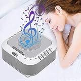 Máquina de Reducción de Ruidaos para Dormir de Bebé, Caja de Musica con...