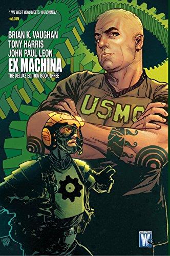 Ex Machina Book 3 TP por Brian K. Vaughan