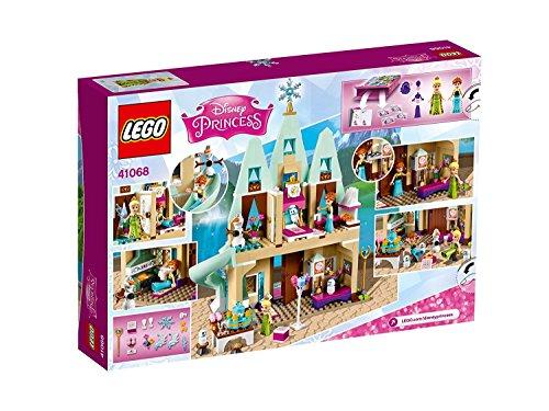 LEGO Disney Princess 41068 - Fest im großen Schloss von Arendelle, Spielzeug (Lego Brick-kuchen)
