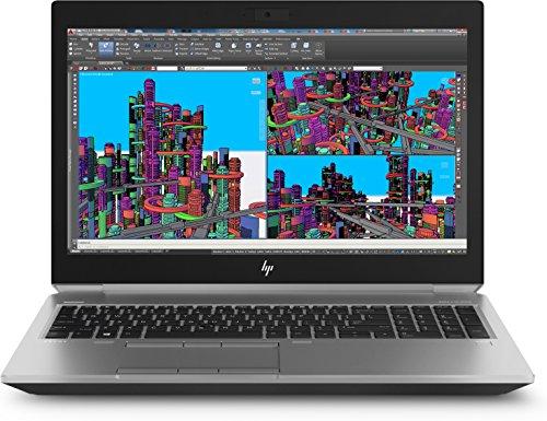 HP ZBook 15 G5 Intel Xeon E-2176M 39,6cm 15,6Zoll FHD AG 32GB DDR4 512GB/SSD NV P2000/4GB AC BT FPR