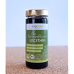 Bio Sonnenblumen Lecithin flüssig, IVOVITAL® (ökologische Pressung)