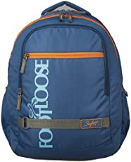 Skybags 29 Ltrs Teal Casual Backpack (BPTAZ1TEL)