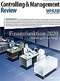 Controlling & Management Review Sonderheft 2-2013: Finanzfunktionen 2020 (CMR-Sonderhefte)