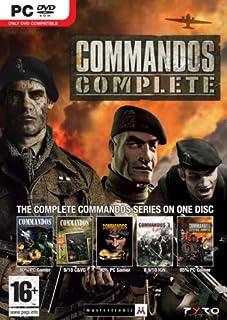Commandos Complete (PC DVD) [import anglais] (B002LVUKJ2) | Amazon price tracker / tracking, Amazon price history charts, Amazon price watches, Amazon price drop alerts