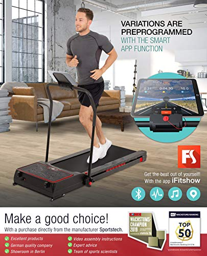 Sportstech-innovative-2in1-treadmill-with-vibration-plate-fitness-app-self-lubricating-system-ultimate-fat-burning-cardio-muscle-building-hometrainer-VPX600-Ultra-compact-foldable-for-at-home