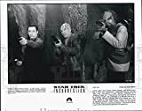 Vintage Photos 1998 Press Photo Star Trek Assurrection B Spinner, P Stewart & ‿M...