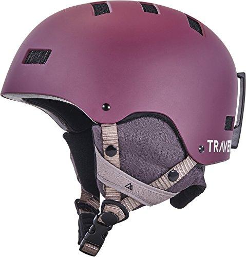 traverse-sports-dirus-esqui-y-snowboard-helmet-todo-el-ano-unisex-color-matte-elderberry-tamano-55-5