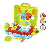 Newin Star Kunststoff, Spielzeug-Set für Kinder-Spielzeug, 1Stück, für Kinder, Kindergeburtstag Küchen-Rollenspiele