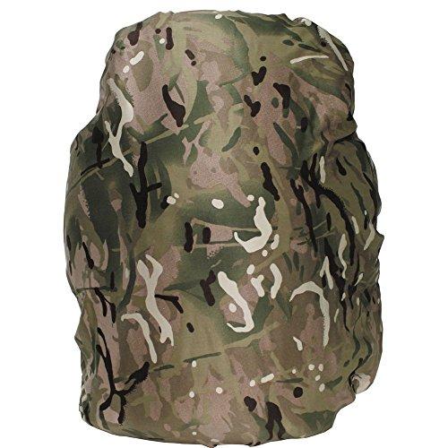 GB Brit. Armee Rucksacküberzug MTP tarn NEU Schutzhülle Rucksack klein