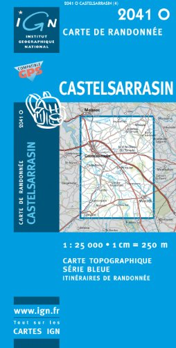 Castelsarrasin GPS: Ign2041o
