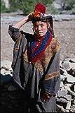 768078 Kafir Kalash Girl In Festival Dress Northern