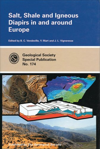 Salt, Shale and Igneous Diapirs in and Around Europe (Geological Society of London Special Publications)