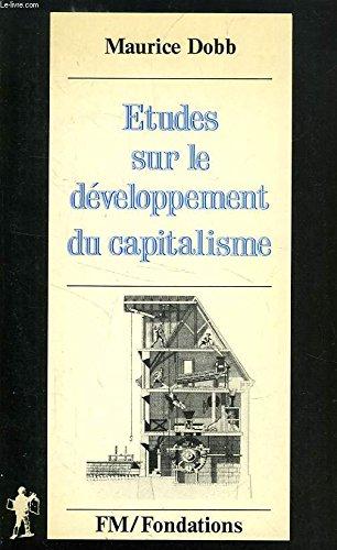 Etudes sur le développement du capitalisme