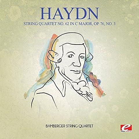 String Quartet 62 in C Major Op 76 No 3