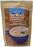 OatMeal (Vollkornhaferflocken, 100 Prozent vegan) Blaubeere, 1er Pack (1 x 500g)