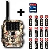 Kit promotionnel pour photographier la vie sauvage: dörr snapShot mobile or 5.1 caméra de surveillance infrarouge fixe