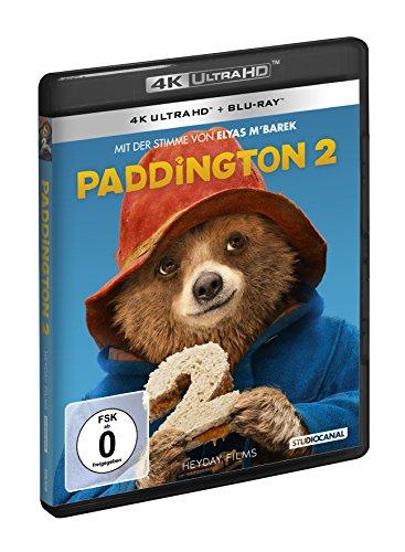 Paddington 2 – Ultra HD Blu-ray [4k + Blu-ray Disc] - 2