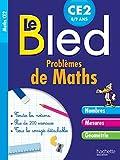 cahier bled probl?mes de maths ce2