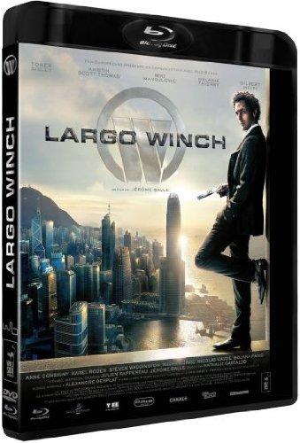 Bild von Largo Winch [Blu-ray] [FR Import]