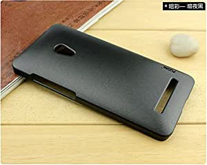 TyVely Metal Hard Case For Asus Zenfone 5 (Black) With Screen Guard