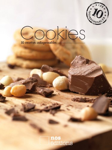 Cookies (Les indispensables t. 7)