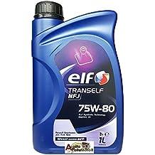 Elf - Aceite trans nfj 75w80 1 litro