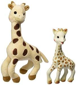 Vulli - 850510 - Eveil - Coffret - Set Girafe Peluche + Sophie la Girafe