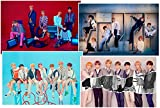 BTS - LOVE YOURSELF Answer [S+E+L+F ver] 4 POSTERS(42 x 29.7cm)