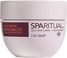 Sparitual Look Inside Bath Salts, 218 Gram