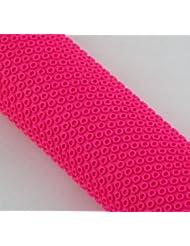 Opttiuuq OCFX2 Cricket Bat Grip. High Quality Rubber with PE Octopus Technology. Pink