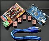 Capteur De Nuage Kit De Carte De Contr?le D'Imprimante 3D 2560R3 Master And Ramps 1.4...